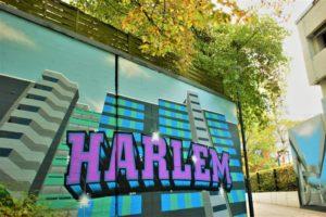 Grafitti im Außenbereich