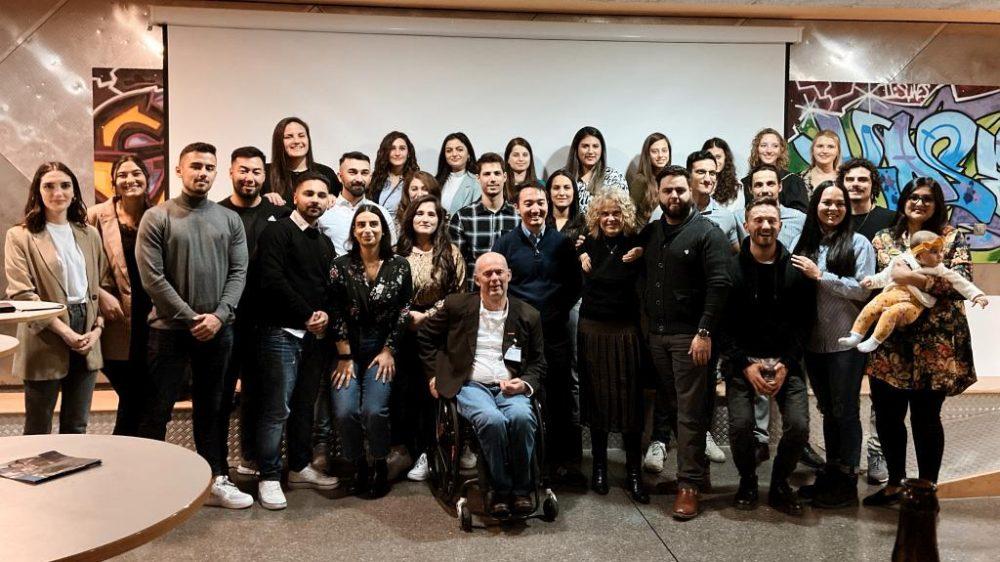 Gruppenfoto Lernpatinnen und Lernpaten